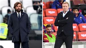 Trực tiếp Barcelona vs Juventus: Xả stress ở Champions League