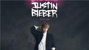 Justin Bieber diễn liveshow vào đêm Giao thừa