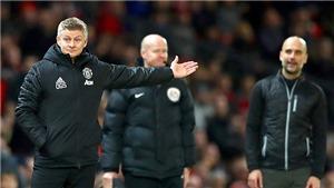 Trực tiếp MU vs Man City: MU sẽ vươn lên từ derby?