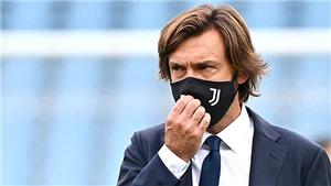 Juventus đá không kịp thở: Đáng lo đấy, Pirlo!