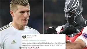 Những lần sao bóng đá làm xấu mặt nhau trên mạng xã hội