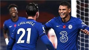 Hàng thủ Chelsea vừa cứng vừa sắc