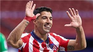 Quái vật Suarez tái sinh ở Atletico