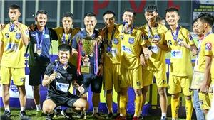 U17 SLNA vô địch VCK U17 quốc gia 2020