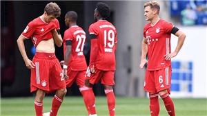Siêu Cúp Đức: Khi người khổng lồ Bayern mệt mỏi