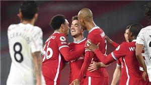 Ngoại hạng Anh: Ai cản được Liverpool tăng tốc?