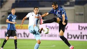 Trực tiếp bóng đá Lazio vs Atalanta: Những kẻ mộng mơ