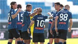 Serie A: Inter đáng lo, Atalanta thiết lập kỷ lục