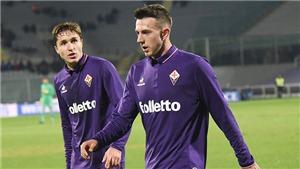 Juventus đón chào thêm một Federico…