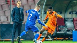 Trực tiếp Italy vs Hà Lan: Bài test lớn đầu tiên cho Frank de Boer