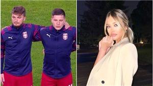 Luka Jovic thân thiết với tình cũ của bạn gái