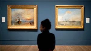 Thế giới thay đổi trong mắt danh họa Turner