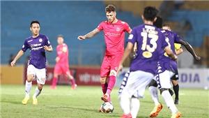 ĐKVĐ Hà Nội trước 'nút thắt' Sài Gòn FC