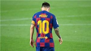 Barcelona: Hít thở bình thường nào Messi