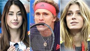 """""""Hoàng tử quần vợt"""" gặp rắc rối với 2 cô gái"""