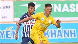 Lao đao bóng đá Khánh Hòa