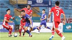 Bóng đá Việt trở lại trạng thái mới