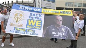 Leeds lên hạng: 16 năm cho ngày trở lại Premier League