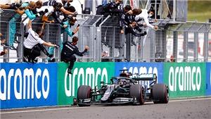 Chặng Hungarian Grand Prix: Không thể cản nổi Hamilton
