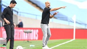 Arsenal vào chung kết Cúp FA: Ngày trò Arteta thắng thầy Pep