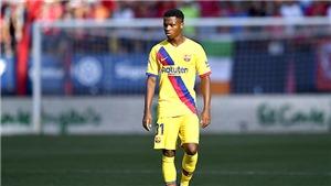 Chuyển nhượng Barcelona: Ansu Fati là tương lai ở Camp Nou