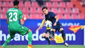Thái Lan hưởng lợi nếu AFF Cup 2020 hoãn