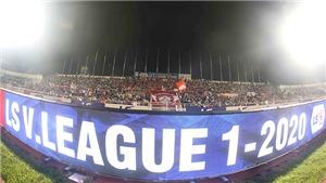 CĐV chia đôi ngả khi V-League tạm hoãn