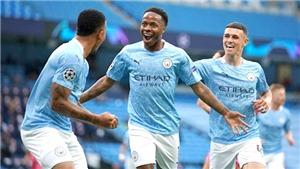 Trực tiếp bóng đá Man City vs Lyon: Cơ hội cực lớn để vô địch Champions League