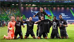 Bán kết Cúp C1: Lyon là tấm gương cho cả thế giới