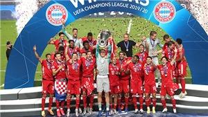 Bayern Munich vô địch Champions League: Đến lúc để thiết lập một đế chế châu lục?