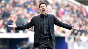 Atletico Madrid: Trước tiên, cần cách mạng triết lý của Simeone