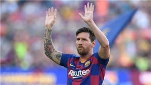 Leo Messi chia tay Barcelona: Một tình yêu bị hoại tử