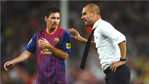 Messi sắp tái hợp Guardiola ở Man City: Những điều phi thường sắp xuất hiện