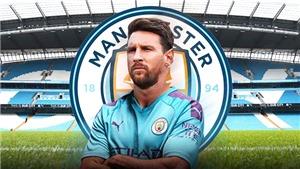 Các đối thủ sẽ 'không để yên' nếu Man City mua Messi