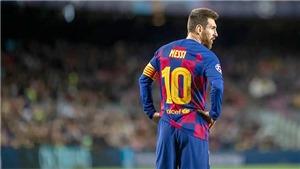 Để Messi đi, Barcelona mới cách tân triệt để