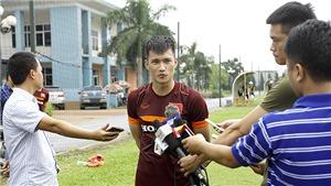 Những cầu thủ Việt khốn khổ vì chấn thương dây chằng