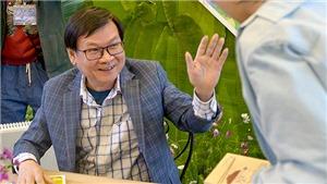 'Cho tôi xin một vé đi tuổi thơ' của Nguyễn Nhật Ánh đến Nhật