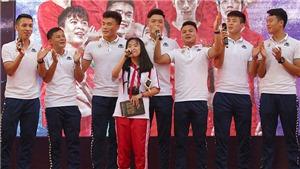 """Bình luận viên Quang Huy: """"Cầu thủ phải tham vấn pháp lý khi sử dụng bản quyền hình ảnh'"""