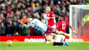 Trực tiếp bóng đá Aston Villa vs MU: Nhắm Top 4, nhắm Grealish. Trực tiếp K+, K+PM