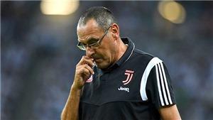 Juventus sa sút, Sarri sẽ phải trả giá