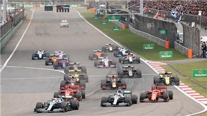 GP Trung Quốc hoãn, F1 2020 sẽ ra sao?