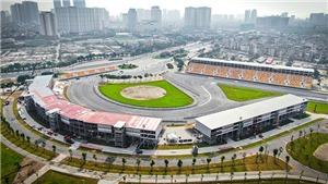 Giải đua xe Công thức 1: Tìm ngày cho Vietnamese Grand Prix