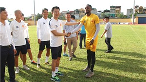 HLV Nguyễn Thành Công chính thức dẫn dắt Thanh Hóa