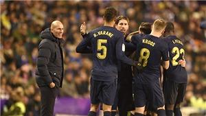 La Liga sắp trở lại: Trăm lẻ một cách xoay vòng của Zidane