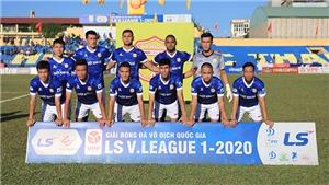Trực tiếp bóng đá Nam Định vs Hải Phòng: Chờ điểm tựa sân nhà.  VTV6, TTTV trực tiếp