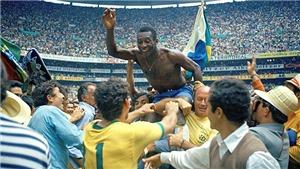 World Cup 1970 khởi đầu cho một chương mới của bóng đá