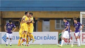 Vòng 6 LS V-League 2020: Hà Nội đứng trước 'khúc cua gấp'