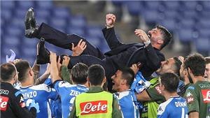 """Góc Anh Ngọc: Khi Napoli cũng """"gầm gừ"""" như Gattuso…"""