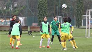 Tuyển nữ Việt Nam dùng 'vũ khí tinh thần' đấu Australia