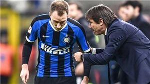 Trực tiếp bóng đá Inter Milan vs Ludogorets (03h00 ngày 28/2): Conte đã có thể mỉm cười với Eriksen